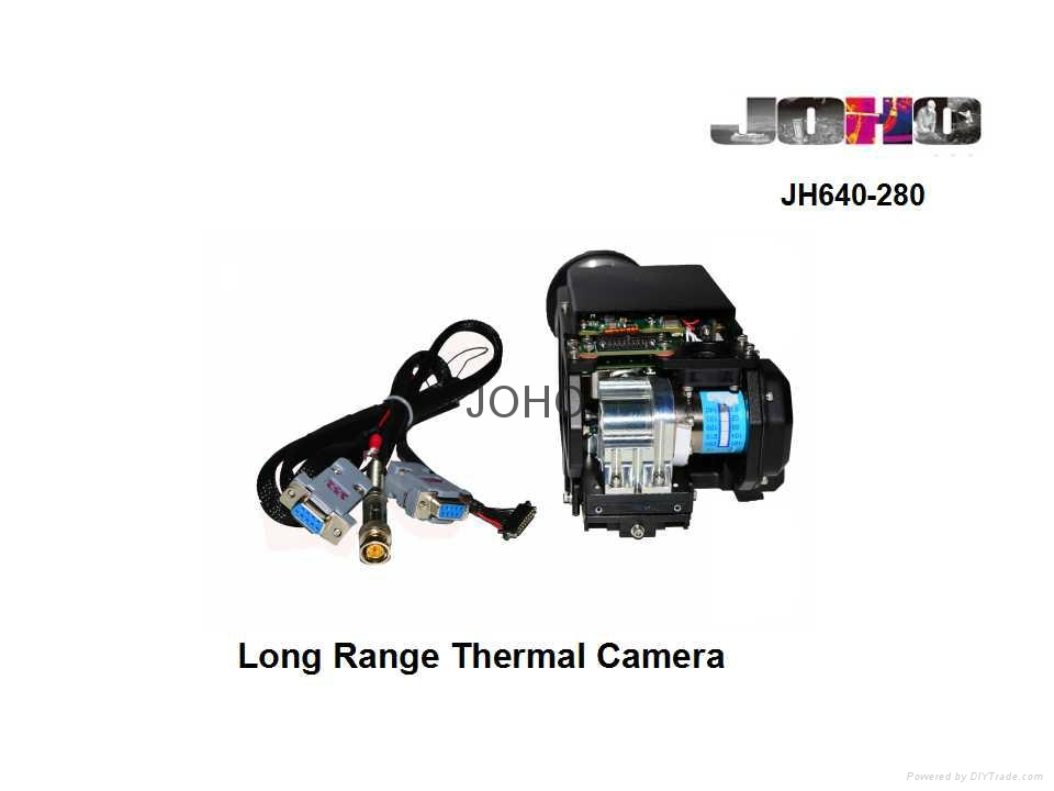 Small Size MWIR Cooled MCT Thermal Camera for EO IR System