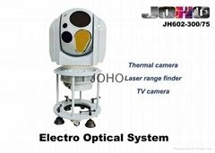 Naval EO IR Camera System, Naval Electro Optical Sensor