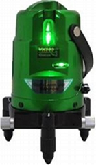 DANPON green beam laser level three laser lines