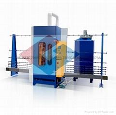 GDWP-4 全自動玻璃噴砂機