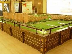 佳木斯沙盤模型製作