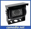waterproof night vision bus camera for