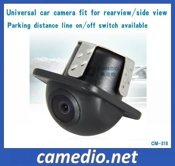 Universal waterproof car rearview backup camera 170 degree  1