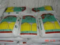 Ammonium polyphosphate with high