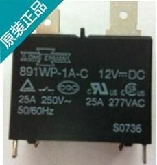 松川繼電器 891WP-1A-C-12VD