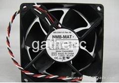 散熱風扇NMB FAN  8015   3110KL-04W-B79