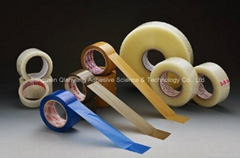 strong sticky adhesive bopp packaging tape jumbo roll manufactory