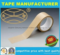 OEM FACTORY unwritable self adhesive kraft tape