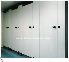 FMH waterproof toilet partition compact panels