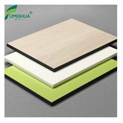 Antique white matte 12 mm hpl phenolic laminate board