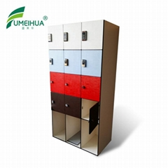 Fumeihua durable factory price phenolic compact laminate lockers
