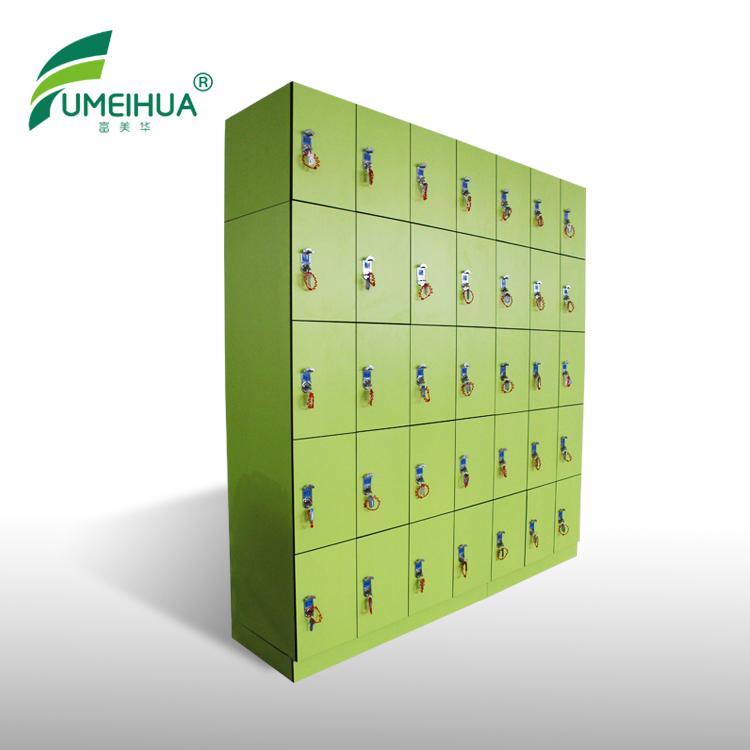 Fumeihua durable factory price phenolic compact laminate lockers 3