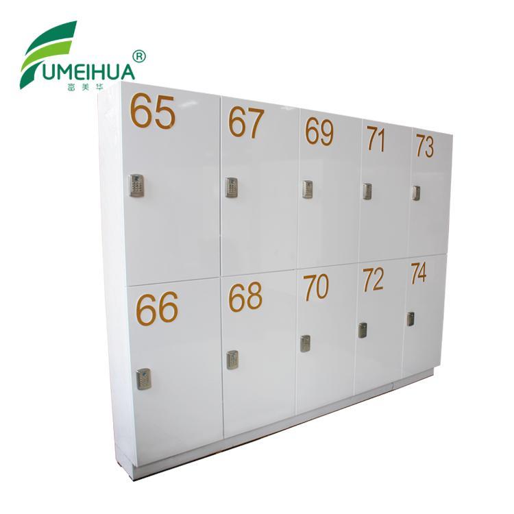 Fumeihua durable factory price phenolic compact laminate lockers 5
