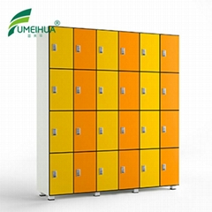 high pressure laminate lockers