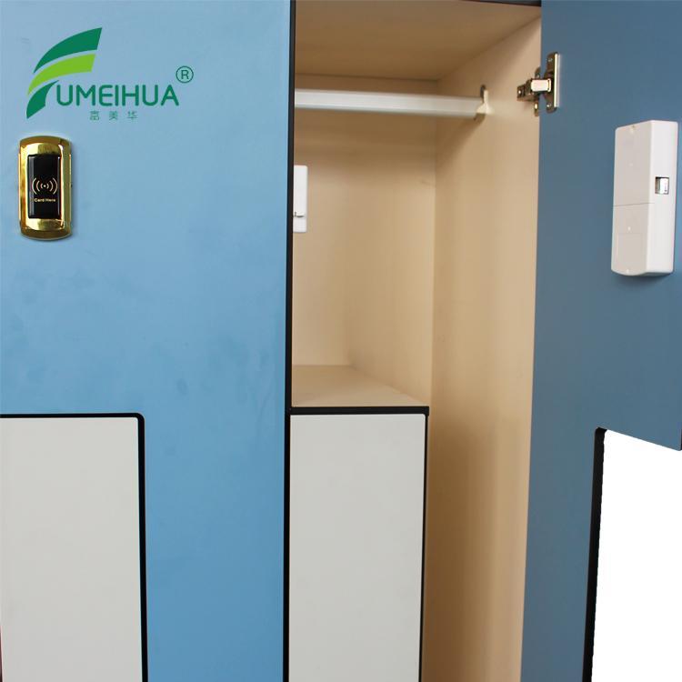 high pressure laminate lockers 4