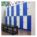 Fireproof phenolic compact lamination lockers 2