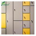 Fireproof phenolic compact lamination lockers 3