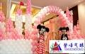 深圳生日聚會會場氣球裝飾