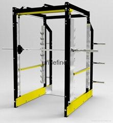 3D smith /hammer strength