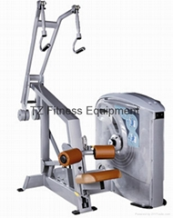 gym equipment lat pulldown