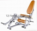 坐式大腿伸展訓練器