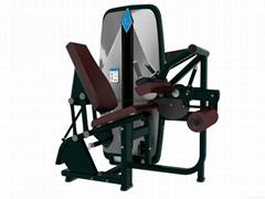坐式後腿屈腿訓練器