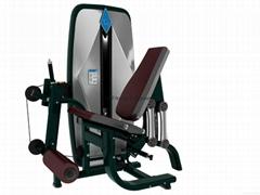 坐式大腿伸展训练器