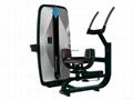 gym machine rotary torso