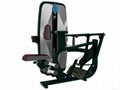 strength equipment seated row
