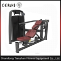 body building adjustable chest press