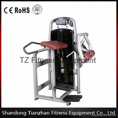 gym equipment glute machine