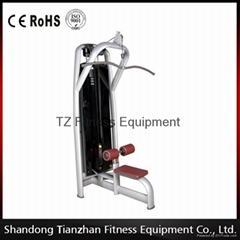 gym equipment lat pulldown