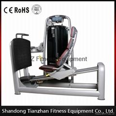 commercial gym equipment horizontal leg press