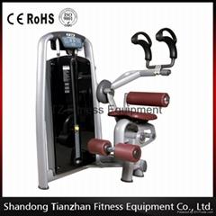 gym equipment total abdominal