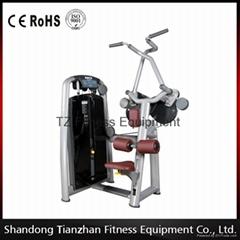 Indoor Gym Equipment Lat Pulldown