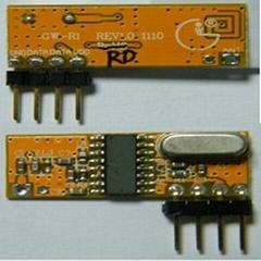 433M无线接收模块GW-R1