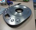 metal aluminium cnc milling service in