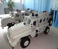 car model prototype cnc machining service 1