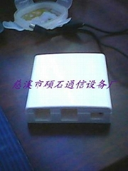 120型光纖桌面盒