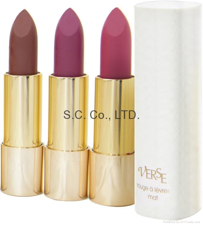 Long Wearing Pure Matte Lipstick 1
