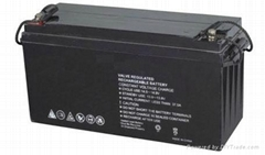 with 3 years warranty SLA battery 12v,100AH from optimall company  (Hot Product - 1*)