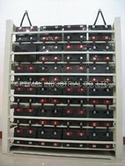 12V 200Ah Lead Acid Rechargeable Solar GEL Battery