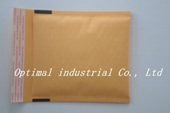 poly padded envelope/bag bubble mailer yellow