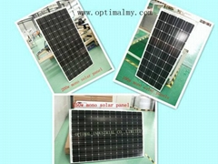 A grade cell high efficiency 5W-300W PV solar panel module