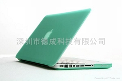 "Rubberized Hard Case Cover for Apple Macbook Pro 13"" 13.3"" A1278.green"