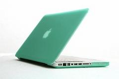 苹果笔记本 15.4PRO 磨砂壳 绿色