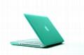 苹果笔记本 15.4PRO 磨砂壳 绿色 2