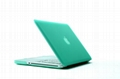 """Rubberized Hard Case Cover for Apple Macbook Pro 15.4"""" .--Green 2"""