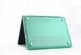 苹果笔记本 15.4PRO 磨砂壳 绿色 3
