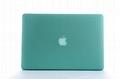 苹果笔记本 15.4PRO 磨砂壳 绿色 5